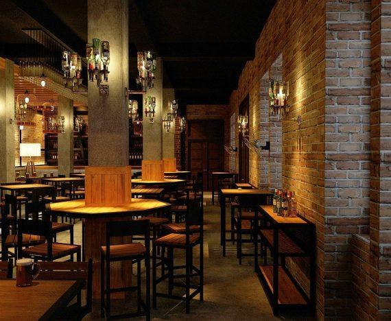 St Restaurant Bavaria Beer Club Interior Design