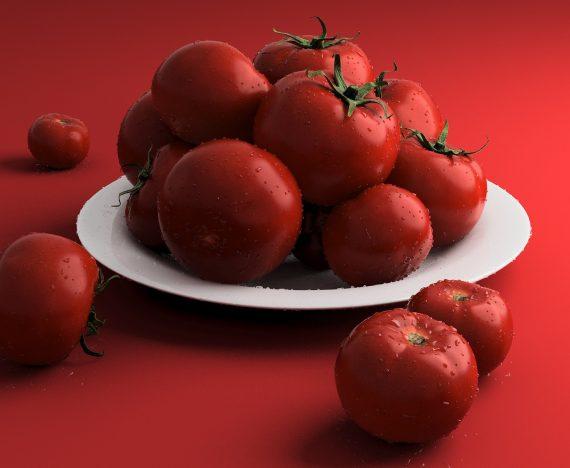 The Tomato Color Of Tomato Tomato Salad Red
